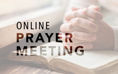 Prayer Meeting – Online