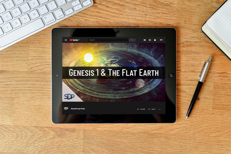 Genesis 1 and the Flat Earth