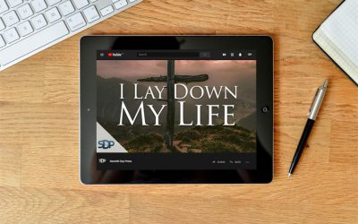 I Lay Down My Life – The Atonement of a Lamb Without Blemish